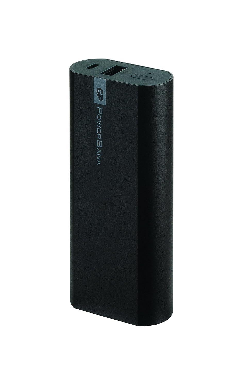 GP PowerBank fn05 m aluminio - Cargador externo, Capacidad ...