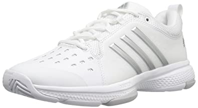 cf05ace5154eb5 Adidas Women s Barricade Classic Bounce Tennis Shoe  Amazon.co.uk ...