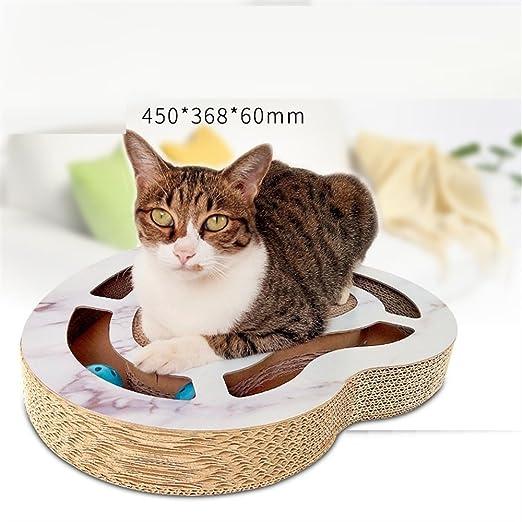 Huihuger Creativa Tocadiscos con Forma de Cabeza de Gato con ...