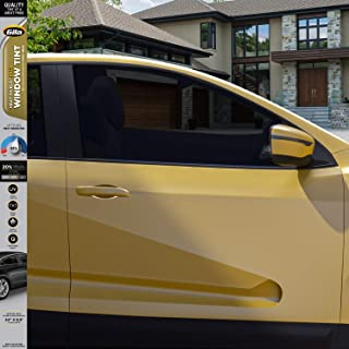 product image for Gila Heat Shield Plus 20% VLT Automotive Window Tint DIY Extra Heat Control Glare Control 2ft x 6.5ft (24in x 78in)