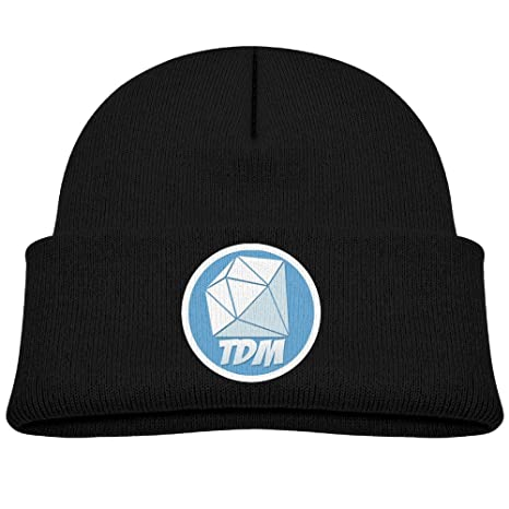 ... store youtube dantdm logo childrens beanie skull cap hat one size black  a664e d0fee e003b853f4a0
