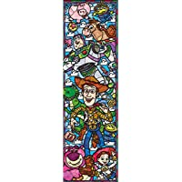 Leezeshaw 5D DIY Diamond Painting By Number Kits Fameless Rhinestone Embroidery Paintings Pictures For Home Decor - Toy Story(7.9x23.6inch/20x60cm)