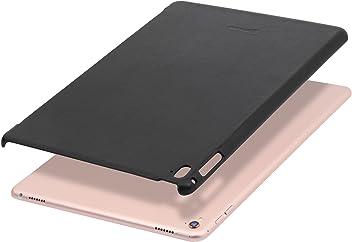 StilGut Cover, Custodia in vera pelle per Apple iPad Pro, Backcover adatto anche a Smart Keyboard
