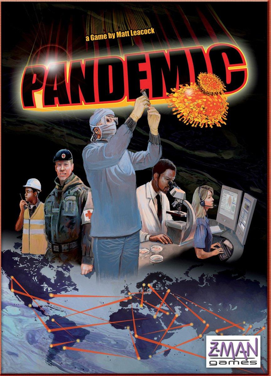 Z-Man Games 7021 - Pandemic (engl.)