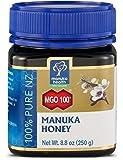 Manuka Health 蜜纽康 MGO100+麦卢卡蜂蜜250g(新西兰进口)(新老包装随机发货)(特卖)