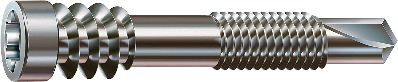 Pack of 100/0557000500483 Spax T-Star Plus 5/x 48/mm Aluminium Patio Screw