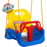 ANCHEER 3 In 1 Toddler Swing Seat Infants To Teens, Detachable Outdoor  Toddlers