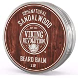 Best Deal Beard Balm with Sandalwood Scent and Argan & Jojoba Oils - Styles Strengthens & Softens Beards & Mustaches…