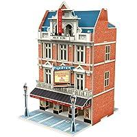 "Märklin Start up 72782-3D gebouw puzzel""Theater"", spoor H0"