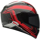 Bell Cam Adult Qualifier On-Road Motorcycle Helmet - Red - X-Small