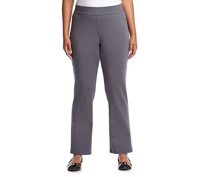 Studio Works Plus Size Super Stretch Pull On Pants