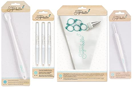 Amazon.com: Sweet Sugarbelle Cookie Decorating Tools ...