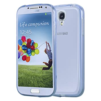 Carcasa Galaxy S4, JAMMYLIZARD Funda Transparente [ 360 ...