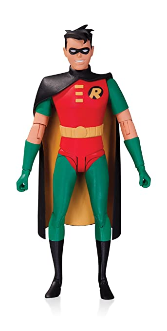 DC Collectibles Batman The Animated Series ROBIN Action Figure **BRAND NEW**