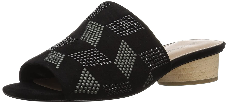 Donald J Pliner Women's Jula Sandal B000NIZ5CW 6 B(M) US|Black
