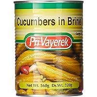 Osem Cucumbers in Brine, 560 g