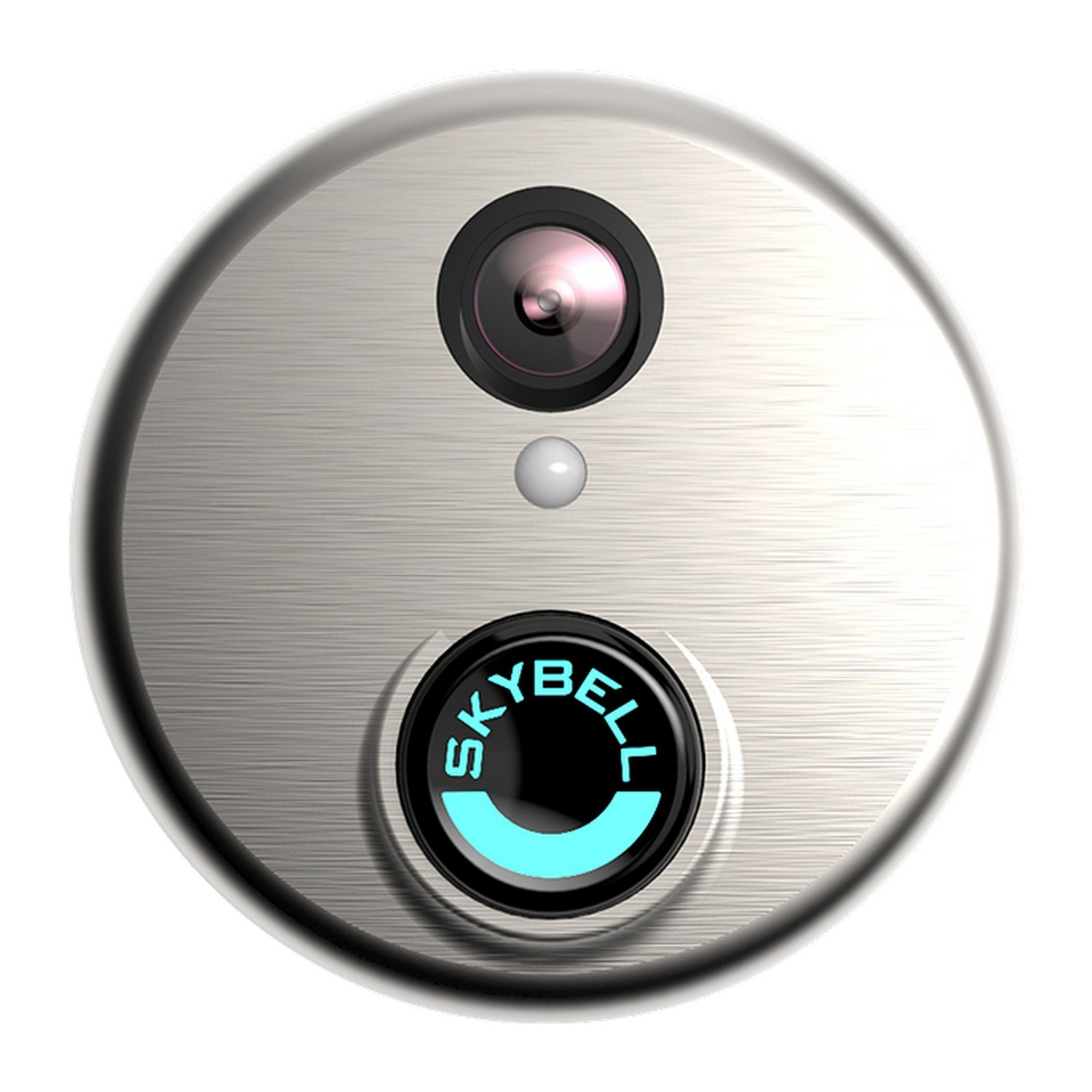 SkyBell PP02301SL | HD Wi-Fi Video Doorbell Silver