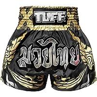 Tuff Boxing Sport Muay Thai Shorts Trunks Kick Martial Arts Training Gym Clothing