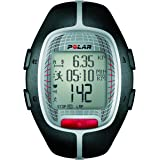 Polar RS300X Training Computer, Running & Multisport, Nero, TU