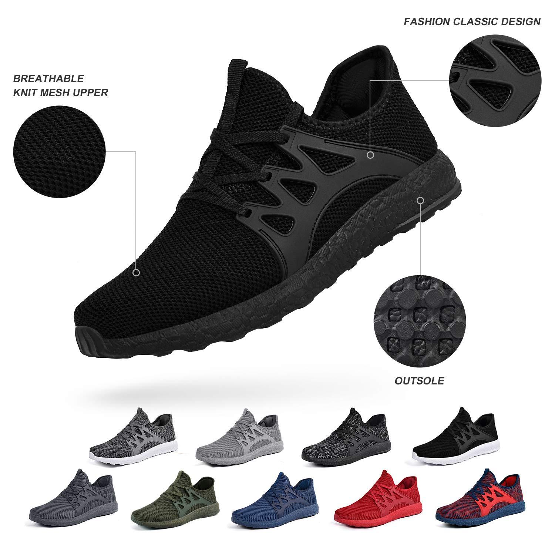 New Men/'s Ultra Lightweight Breathable Street Sport Walking Shoes Casual Sneaker