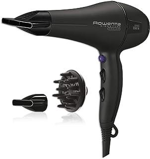 Rowenta CV7812 2100W Negro secador - Secador de pelo (Negro f93fb2f435d0