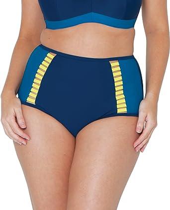 Curvy Kate Womens Maya Balcony Bikini Bikini Top
