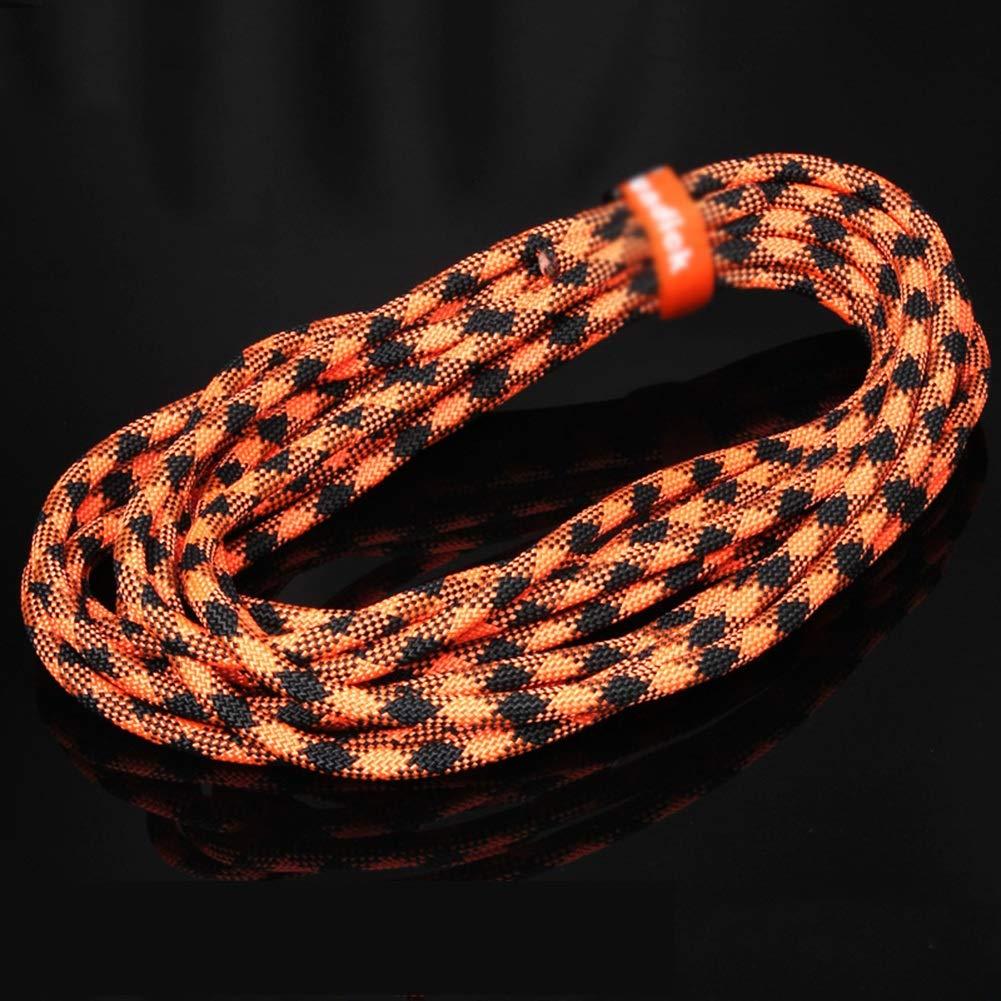クライミングロープ ザ 10.5ミリメートルナイロン繊維クライミングロープ、安全ロープ、多機能洗濯物屋外クライミングキャンプロープ (Size : 70m) 70m  B07SXRRT8N