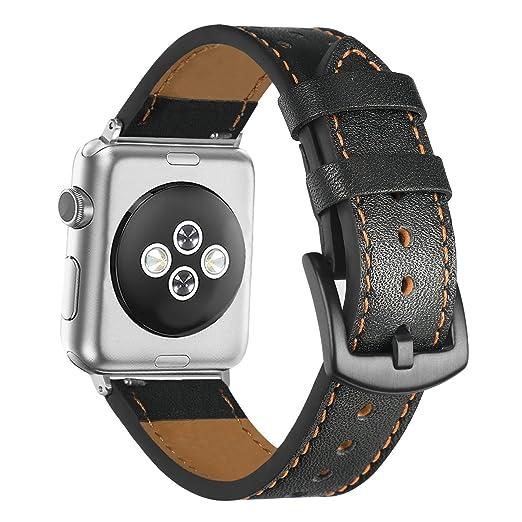 38mm Bracelet Montre Apple Watch 38mm Cuir 38mm Iwatch Bracelet 38mm Remplacement Femme Homme Série 3