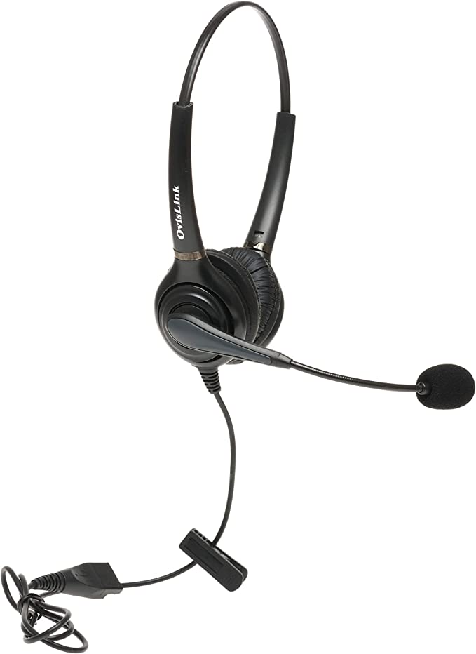 Nec SL1100 Digital Phone Headset EAR308
