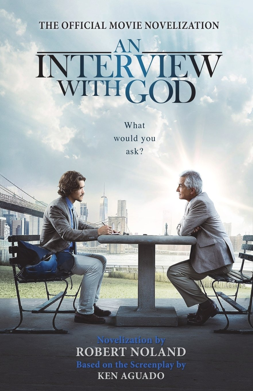 An Interview With God  Official Movie Novelization