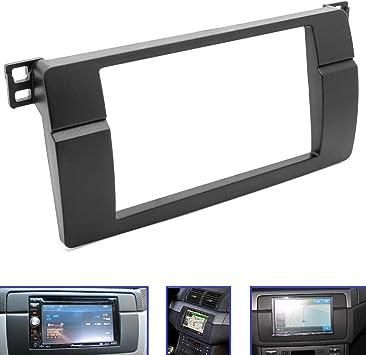 Adapter Universe Auto Radio Blende Einbau Rahmen Doppel Elektronik