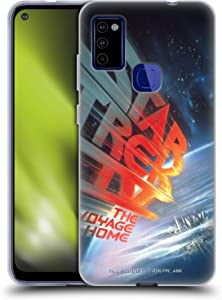 Head Case Designs Officially Licensed Star Trek The Voyage Home Movie Posters TOS Soft Gel Case Compatible with Samsung Galaxy M51 (2020)