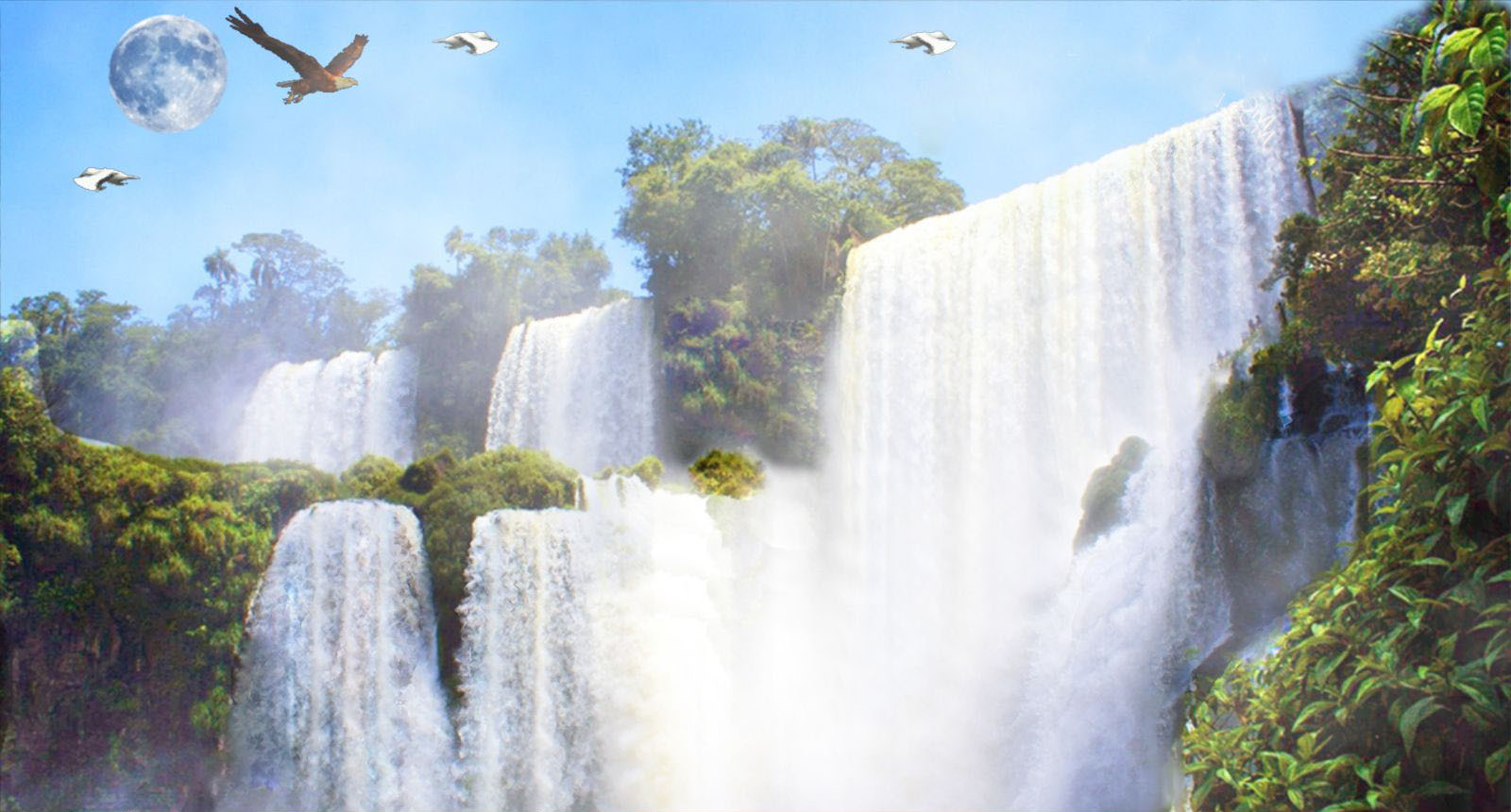 - Nature Creation Waterfall [Download]