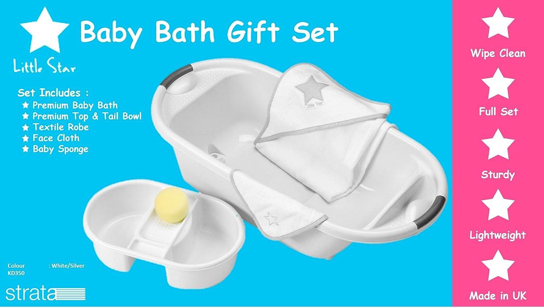 Kiddywinks Baby Bath Gift Set: Amazon.co.uk: Baby
