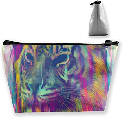 Tiger Tixing Bolsa de maquillaje Bolsas de cosméticos Bolsas de cosméticos Estuche: Amazon.es: Belleza