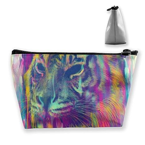 Tiger Tixing Bolsa de maquillaje Bolsas de cosméticos Bolsas ...