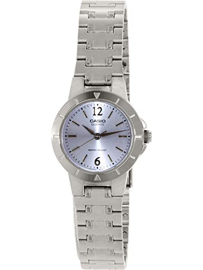 Amazon.com: Casio General Señoras relojes metal Fashion ltp ...