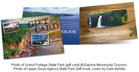 Minnesota State Parks and Trails - Gift Cards
