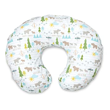 Amazon.com : Boppy Original Nursing Pillow and Positioner, North ...