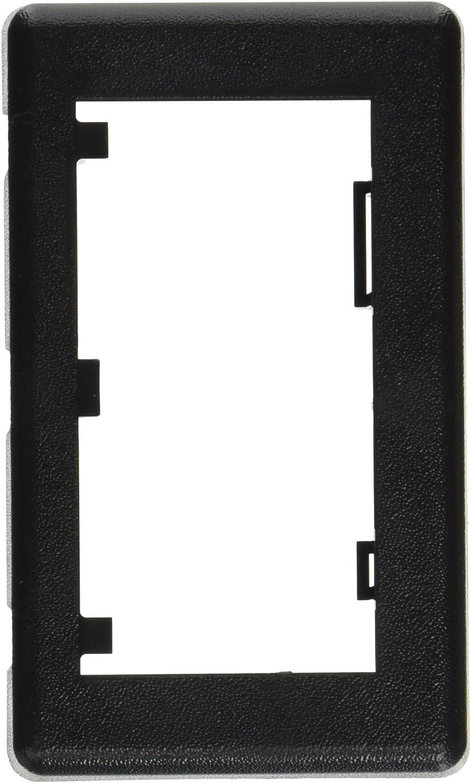 Panduit MFFPEBL Standard Modular Furniture Faceplate Extender Black
