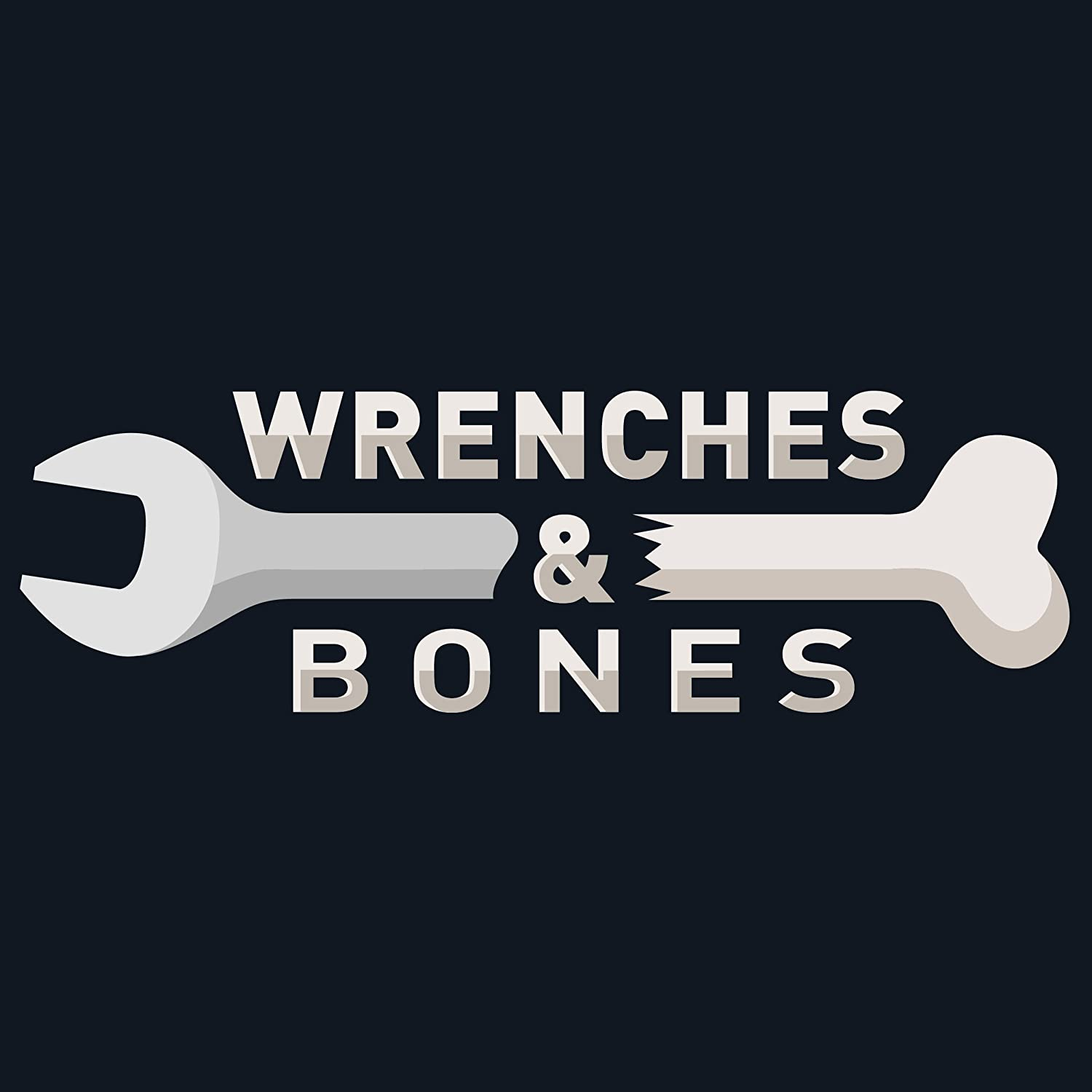 Wrenches /& Bones Key Chain for Jeep Enthusiasts Dont Follow Me You Wont Make It Great Advice and Gift Idea For Any Jeep Owner Built by for Jeep Wrangler Accessories Enthusiasts Wrenches /& BonesTM WB-002