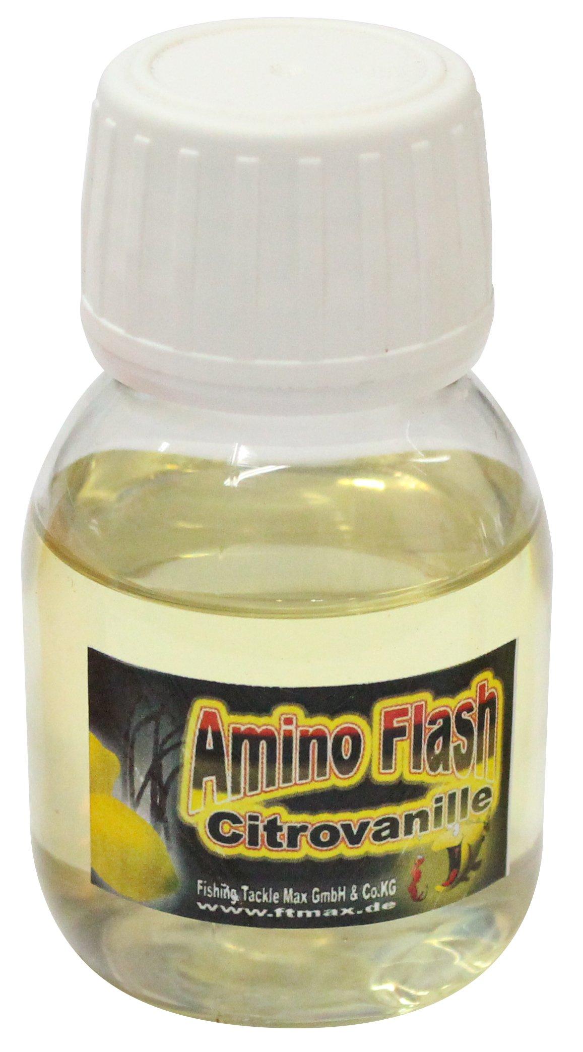 FTM Amino Flash Aroma 750g verschiedene Sorten Fishing Tackle Max Aromen