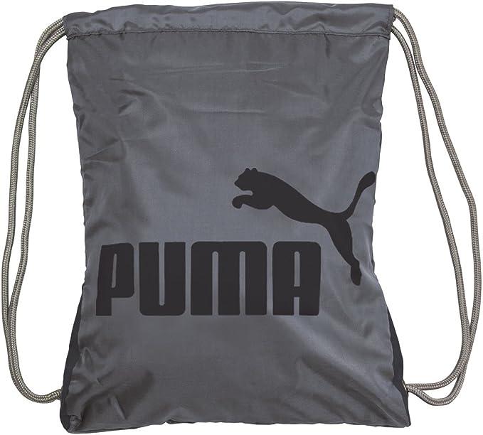 PUMA- Forever Carry Sack Black Gray 50eaf5dc648d1