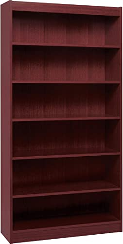Lorell 6-Shelf Panel Bookcase - the best modern bookcase for the money