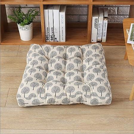 GTD-Cojines para Exterior, Almohadillas de Asiento cómodas, Cojín for Silla de Oficina en casa, Jardín, Patio, Jardín al Aire Libre (Color : A): Amazon.es: Hogar