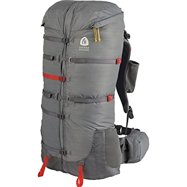Sierra Designs Flex Capacitor 40-60L Hiking Backpack – S M