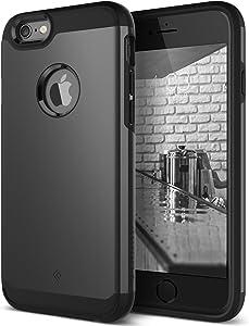 Caseology Legion for Apple iPhone 6S Plus Case (2015) / for iPhone 6 Plus Case (2014) - Gunmetal