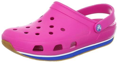 0b8f531f7ebb1 Crocs Crocs Retro Clog Unisex Slip on M8W10: Buy Online at Low Prices in  India - Amazon.in