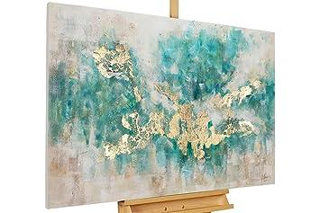 Handgemalte Bilder Auf Leinwand kunstloft acryl gemälde consciousness 120x80cm original