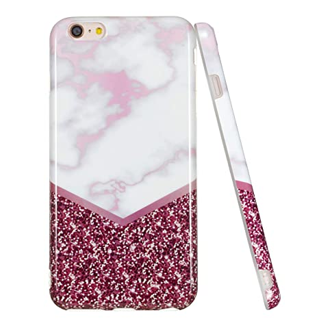 Amazon.com: Shinyzone Stylish Colorful Marble Series Case ...